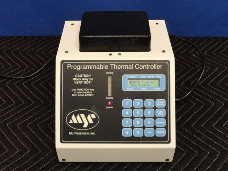 MJ Research Programmable Thermal Controller Thermo Cycler 60-Well Block K14