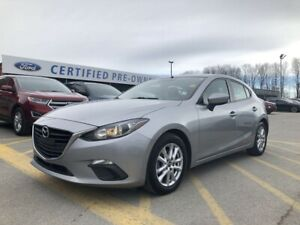 2015 Mazda 3 GS PUSH BUTTON START|BLUETOOTH CONNECTIVITY|DUAL...