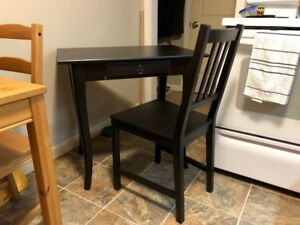 Desk/table with chair