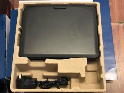 """Insignia- NS-P10DVD18 10"""" Portable DVD Player with Swivel Screen #2."""