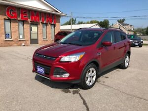 2015 Ford Escape SE 4WD Leather Navi Roof