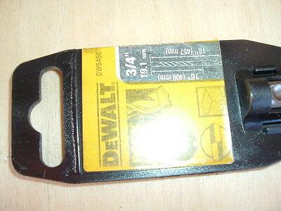 Dewalt Dw5456 Size 34 X 18 X 16 Hammer Masonry Drill Sds Plus New 4tg53