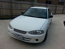 Mitsubishi Lancer 2003 low kms with Rego Tarneit Wyndham Area Preview