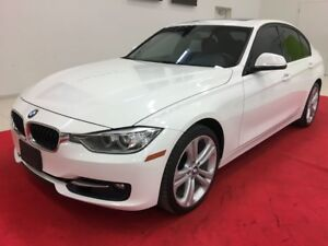 2014 BMW 3 Series 328i xDrive + SPORT PACK + CUIR ROUGE + TOIT +