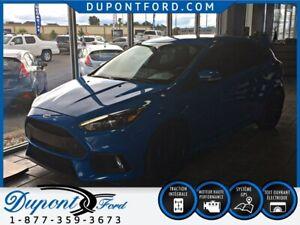 2017 Ford FOCUS 5-DR RS AWD TAUX A PARTIR DE 2.9 % DISPONIBLE