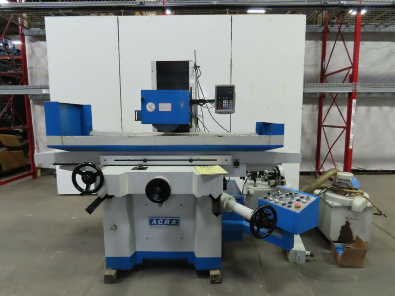 """ACRA ASG-1632HS 5Hp Automatic Hydraulic Surface Grinder 16"""" x 32"""" (400x800mm)"""