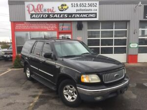 1999 Ford Expedition EDDIE BAUER LEATHER AS-IS SPECIAL