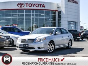 2011 Toyota Avalon XLS: LEATHER, SUNROOF, NAVIGATION TOP OF THE
