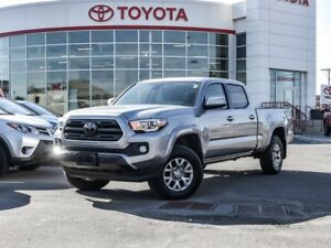 2018 Toyota Tacoma SR5 4x4 DOUBLE CAB V6 EVERYONE'S FAVORITE PIC