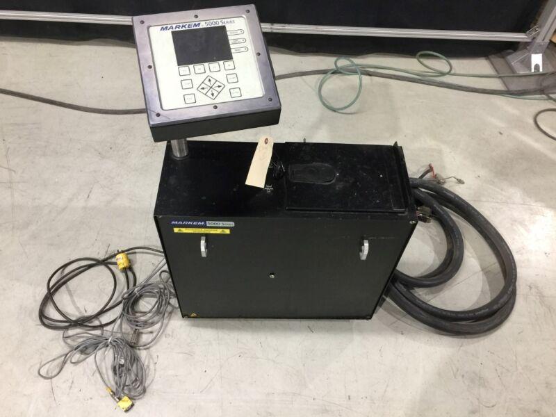 992187 5000 MARKEM printer controler 115/230V, 50-60HZ, 1600 W, (Used Tested)