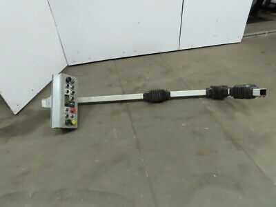 Hoffman Adjustable Swivel Mounting Pendent Arm Operator Interface Control 18x72