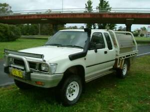 Toyota Turbo X/Cab Hilux Ute with new engine fitted 12mths ago Dubbo Dubbo Area Preview