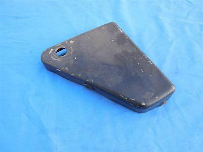 TRIUMPH  OIL IN FRAME RH IGNITION SIDE PANEL  NEEDS BODY WORK  NP995