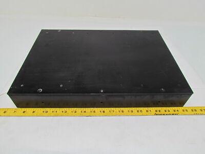 8x12-14 Large Heat Sink W2 115v Fans Servo Base