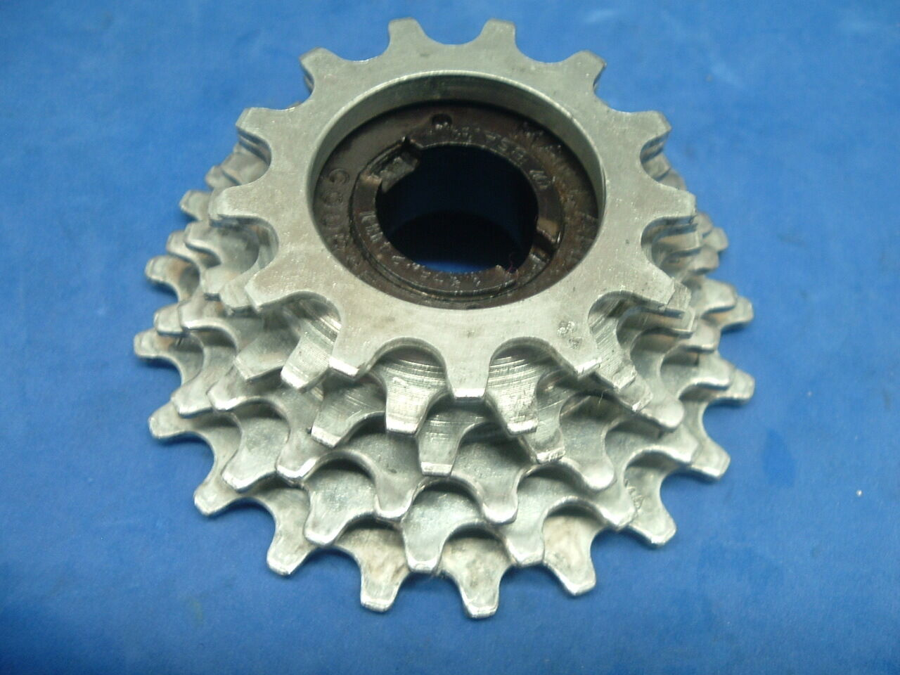 Maillard Course 13T-21T 6-Speed Road Freewheel Vintage- English-VGC