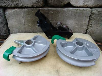 Greenlee 1 12 And 2 Inch Imc Bending Shoes And Roller Support For 555 Bender 3