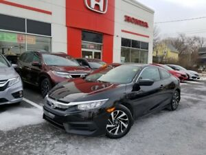2016 Honda Civic Coupe LX EXTENDED WARRANTY
