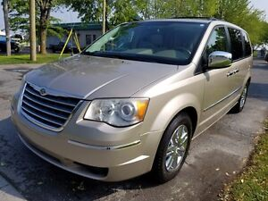 2008 Chrysler Town & Country LIMITED - NAVIGATION + TOIT + CUIR