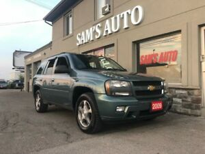 2009 Chevrolet TrailBlazer LT1 4WD SUNROOF