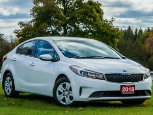 2018 Kia Forte - NO ACCIDNETS|SAFETY CERTIFIED|KEYLESS ENTRY|