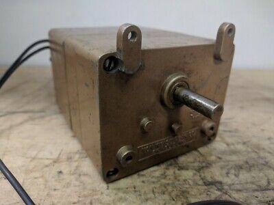 2 Rpm Gearmotor