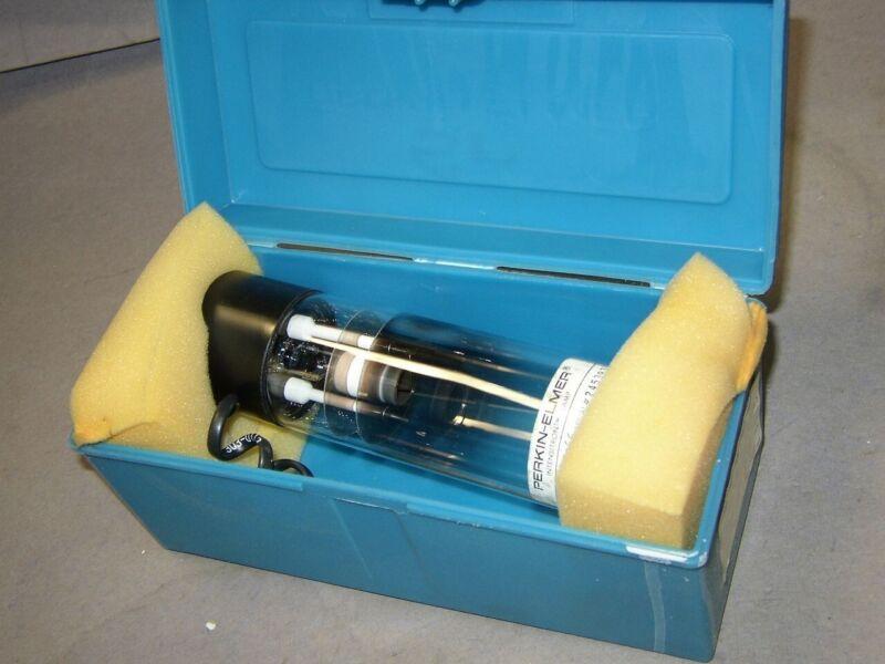 PERKIN ELMER INTENSITRON Lamp  Sr 303 6066 Cathode  21B3