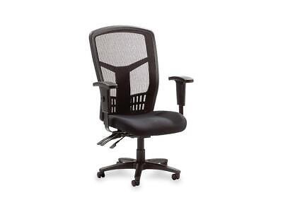 Lorell 86200 Executive High-Back Chair, Mesh Fabric, 28-1/2