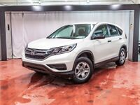 2016 Honda CR-V LX**CAMÉRA DE RECUL**BLUETOOTH** 90 DAYS NO PAYM