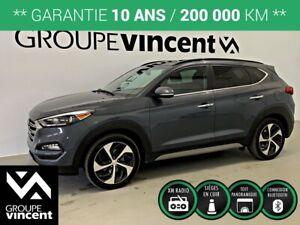 2017 Hyundai Tucson ULTIMATE AWD ** GARANTIE 10 ANS **
