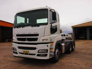 2014 Fuso Heavy FV54 Prime Mover South Murwillumbah Tweed Heads Area Preview