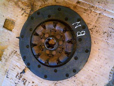 Farmall Ih B Bn Tractor Clutch Disk Pressure Plate