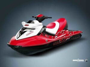 Seadoo Watercraft Jetboat Winterizing FREEZING TEMPERATURES HERE
