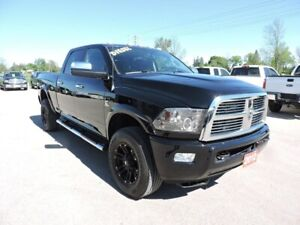 2012 Ram 2500 Laramie Limited. Diesel. DVD. Loaded