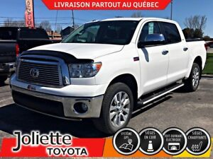 2013 Toyota Tundra PLATINUM, CREW MAX, CUIR, TOIT OUVR, GPS 177$