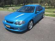BA XR8 2005 Elanora Gold Coast South Preview