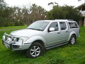 2013 Nissan Navara D40 Series6  Auto 4X4 PRICE REDUCED!! Sellicks Hill Morphett Vale Area Preview