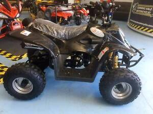 XTM 70cc Quad Bike ONLY $749!!!!! 1 ONLY BLACK 3 YEARS WARRANTY!! Canning Vale Canning Area Preview