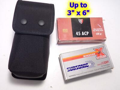 QYS G&G Custom Belt Mount Case Holds 20 12G Shotshells or  2  3