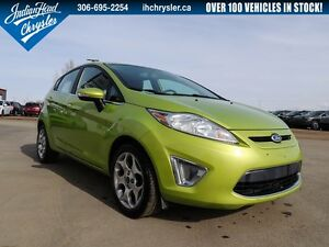 2011 Ford Fiesta SES | PST Paid | Leather