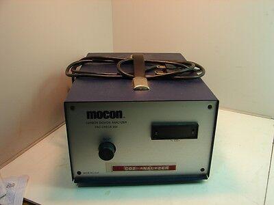 Mocon 001 393 Pac Check 200 Carbon Dioxide Analyzer    Xlnt
