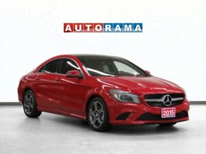 2015 Mercedes Benz CLA250 CLA 250 4Matic Navigation Leather Sunr