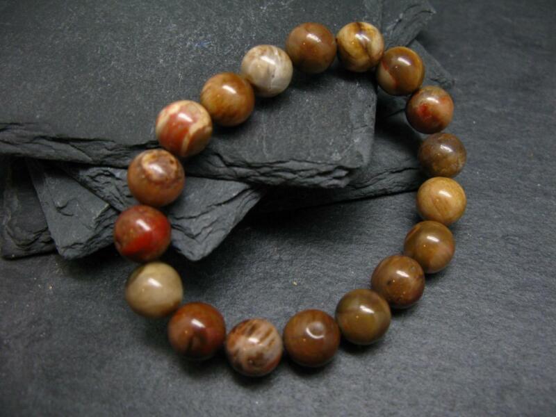 Empowerite Genuine Bracelet ~ 7 Inches  ~ 10mm Round Beads