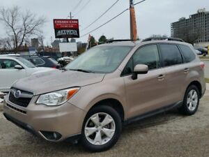 2016 SUBARU FORESTER 2.5I LIMITED i Touring