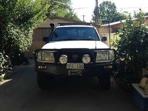1998 Toyota LandCruiser Wagon - many mods and extras Curtin Woden Valley Preview