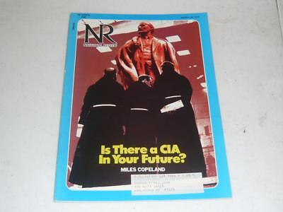 National Review Magazine   March 14 1975 South Korea Assassin Mun Se Kwang   Cia