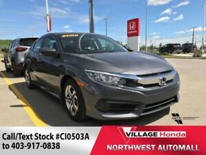 2018 Honda Civic Sedan LX CVT DEMO SAVING $1579.00