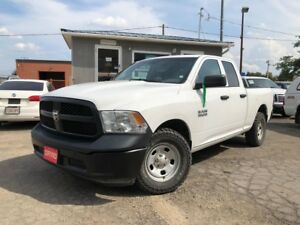 2013 RAM 1500 ST CREWCAB NO ACCIDENTS!! CERTIFIED!! FINANCE!!