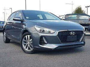 2019 Hyundai i30 PD2 Active Grey Sports Automatic Hatchback