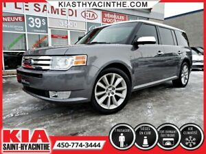 Ford Flex Limited AWD ** Toit ouvrant + cuir 2010