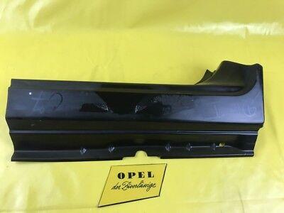 NEU + ORIGINAL Opel Corsa A Reparaturblech Schweller Einstieg hinten bis Radlauf